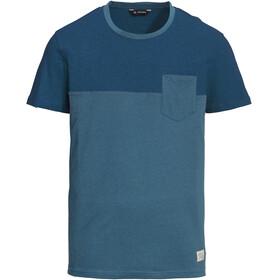 VAUDE Nevis III - T-shirt manches courtes Homme - bleu